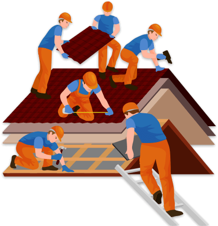 roof graphic image