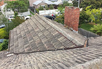 Colorbond Re Roof Before 2