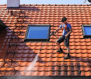 Roof Cleaning 02