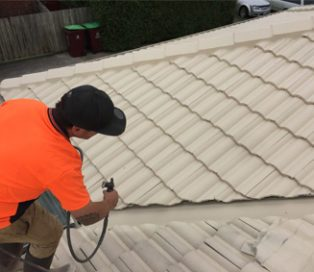 Roof Paintingroof Coating 05