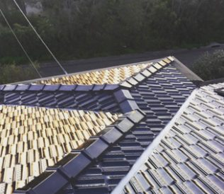 Terra Cota, Cement And Colorbond Roofs