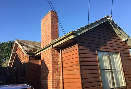 Colourbond Re Roof Before 1