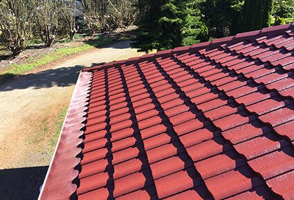 Roof Restoration After