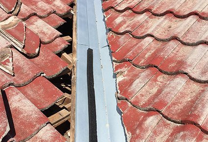 Valley Iron Replacement After